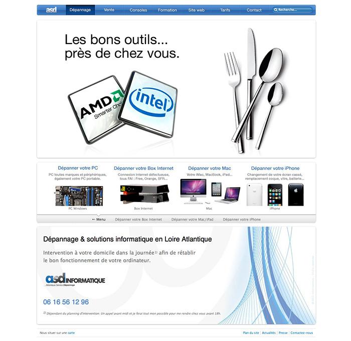 page web ralenti ordinateur