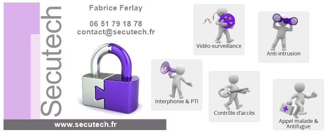 Secutech - Pornic