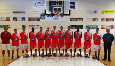 11/10/2014 Match de Basket National 2 � Pornic