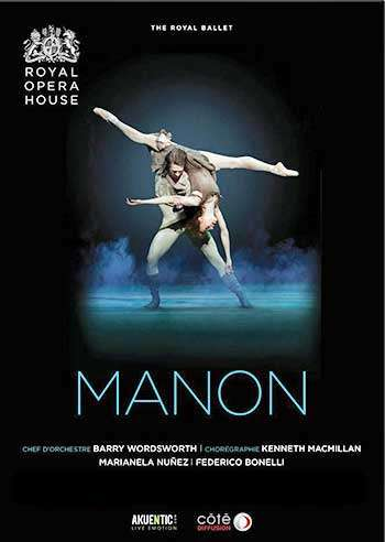 16/10/2014 Manon : Ballet en Direct de Londres � Pornic