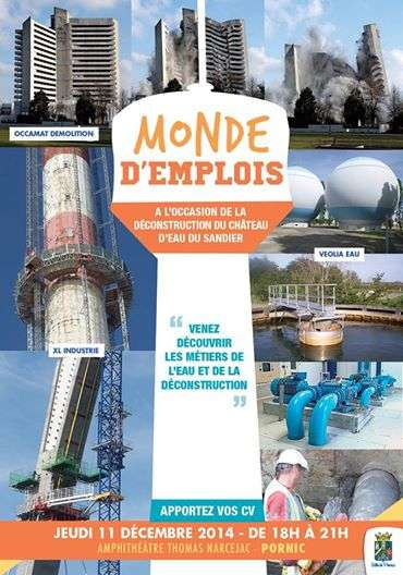 11/12/2014 Conf�rence �Monde d'Emplois� � Pornic