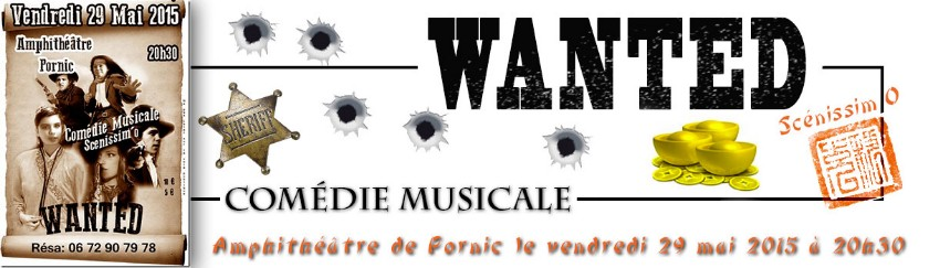 29/05/2015 Com�die Musicale �Wanted� � Pornic
