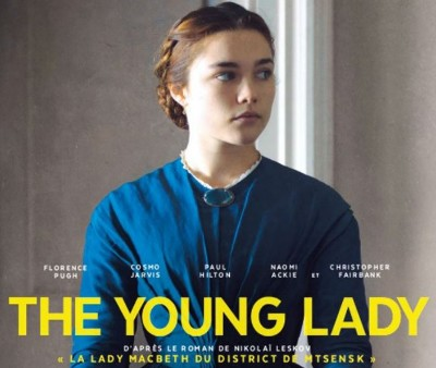 24/04/2017 Film «The Young Lady» à Pornic
