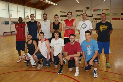 Pornic - 01/09/2014 - Pornic Basket : quatre recrues pour la Nationale 2